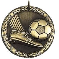 Laurel50 Football Medal</br>AM091G